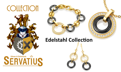 Collection Servatius Edelstahl