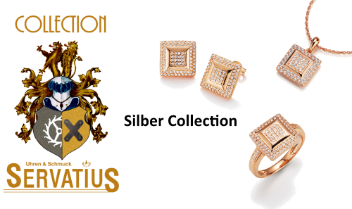 Collection Servatius Silber